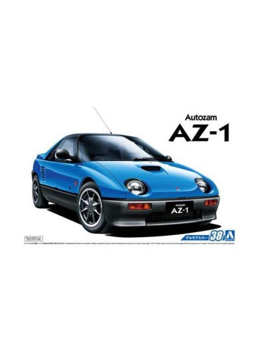 Aoshima - 1992 Mazda PG6SA AZ-1, plastic modelkit