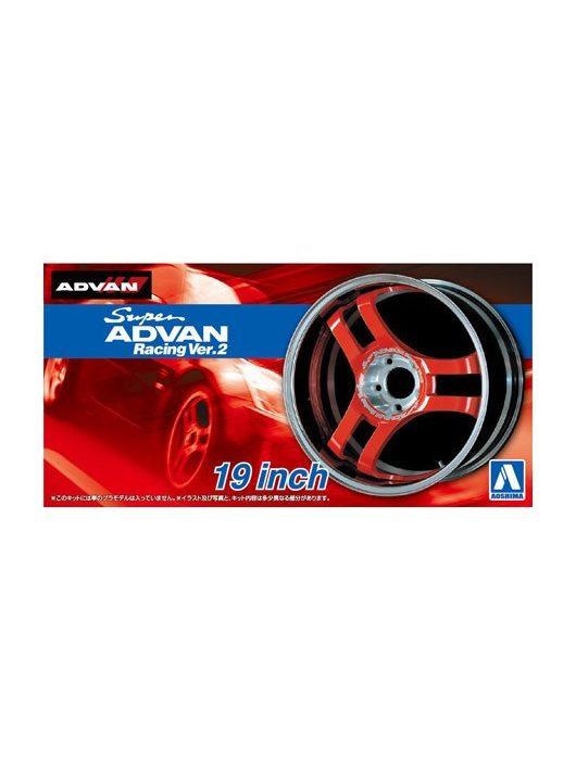 Aoshima - Super Advan Racing Version2 19Inch