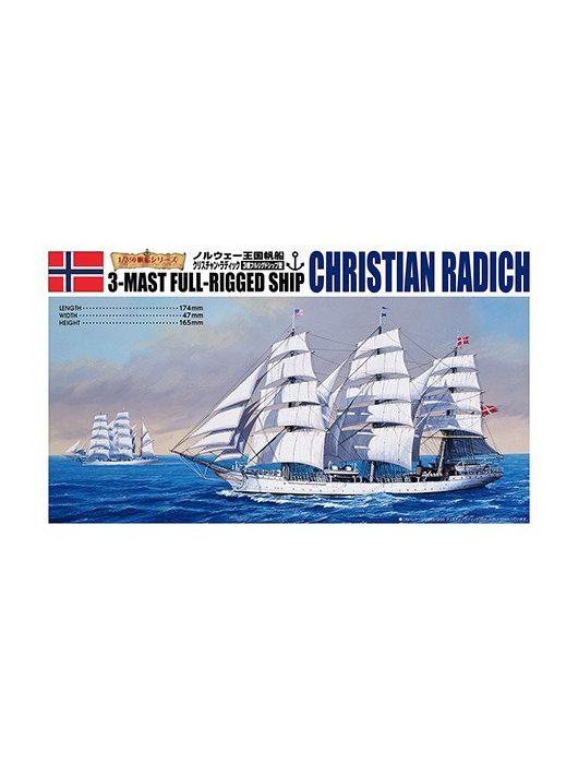 Aoshima - Christian Radich