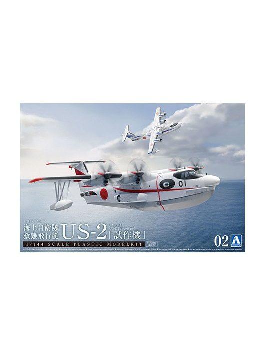 Aoshima - Jmsdf Rescue Flyingboat Us-2 Prototype