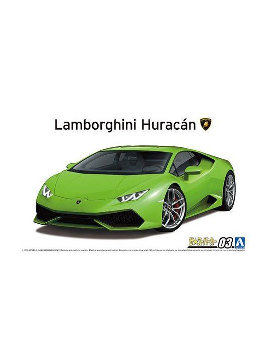 Aoshima - 2014 Lamborghini Huracan