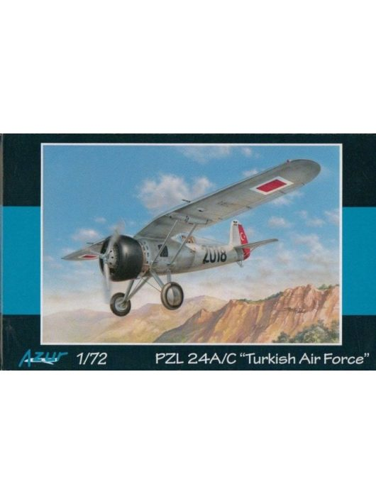 Azur - PZL.24A/C Turkish AF