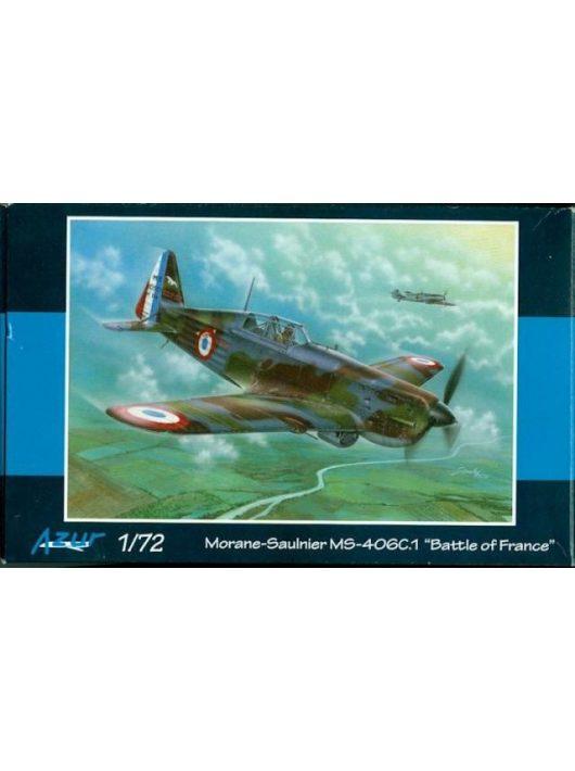 Azur - Morane Saulnier MS-406C.1 France