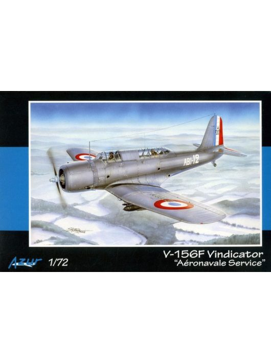Azur - V-156F Vindicator in Aeronavale Service