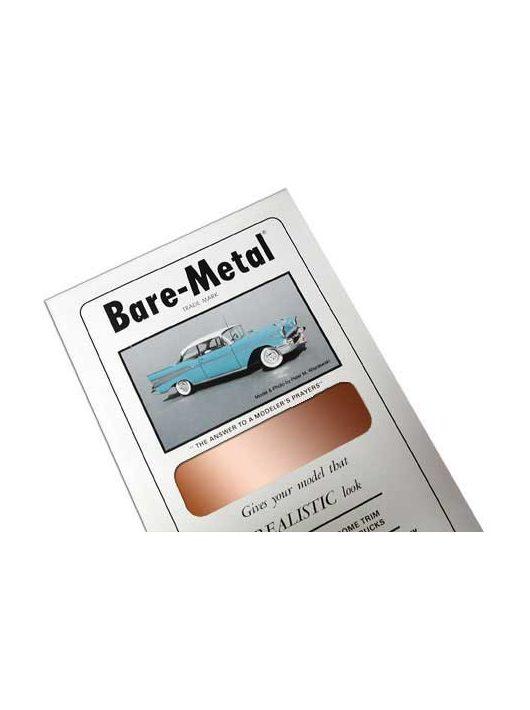 Bare-Metal Foil - Real Copper