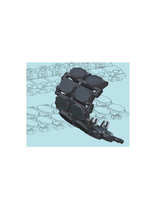 Bronco Models - US M-48A5/M-60A3 MBT T-142 Workable Trac Link Set