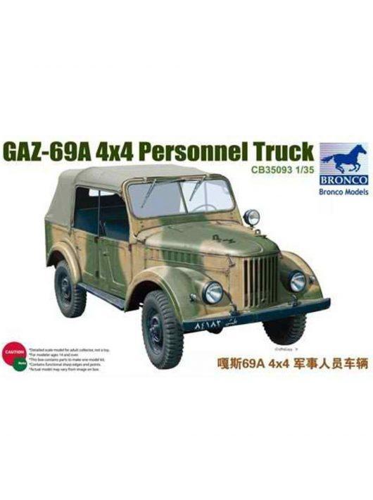 Bronco Models - GAZ69A