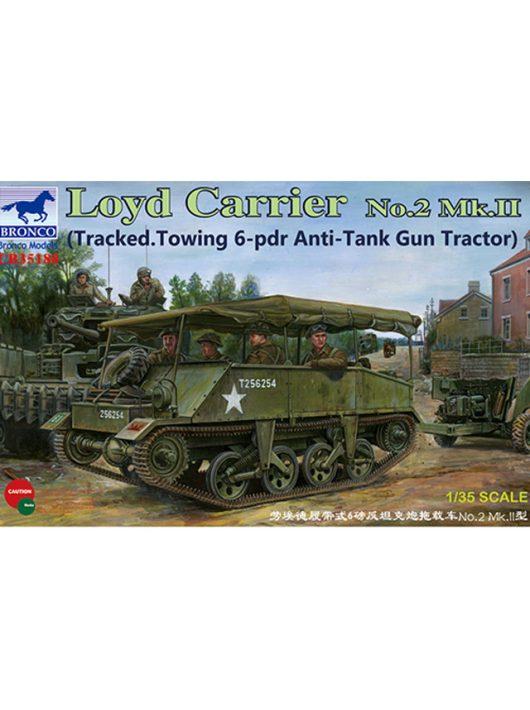 Bronco Models - Loyd Carrier No.2 Mk.II