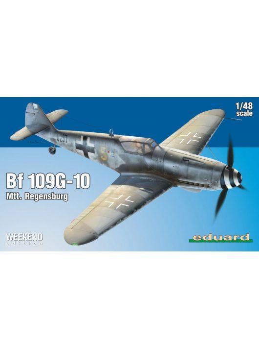 Eduard - Bf 109G-10 Mtt. Regensburg Weekend Edition
