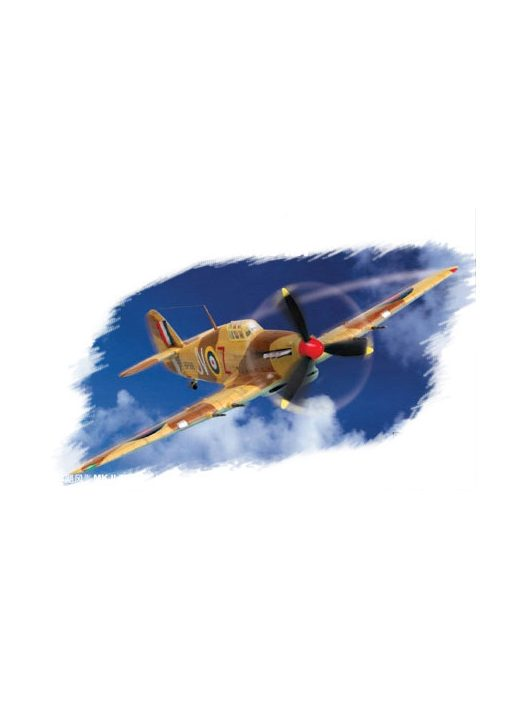 Hobbyboss - Hurricane Mk Ii Torp