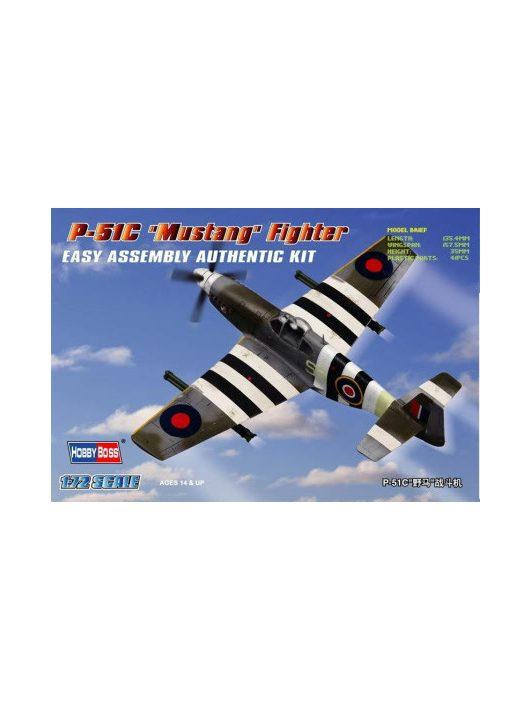 Hobbyboss - P-51C 'Mustang' Fighter