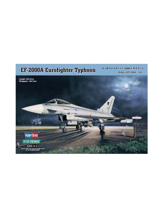 Hobbyboss - Ef-2000A Eurofighter Typhoon