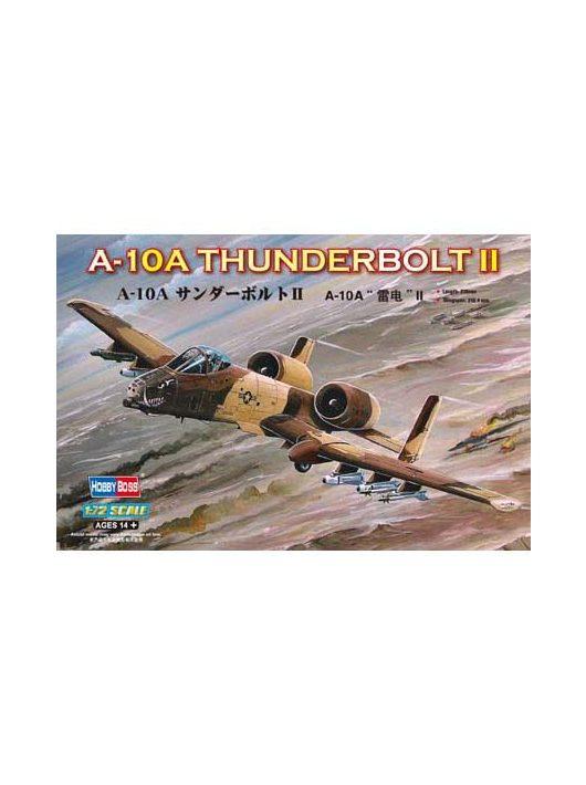 Hobbyboss - A-10A Thunderbolt Ii