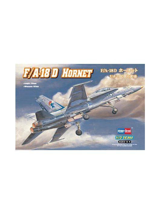 Hobbyboss - F/A-18D Hornet