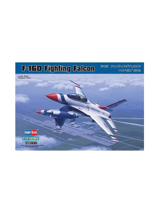 Hobbyboss - F-16D Fighting Falcon