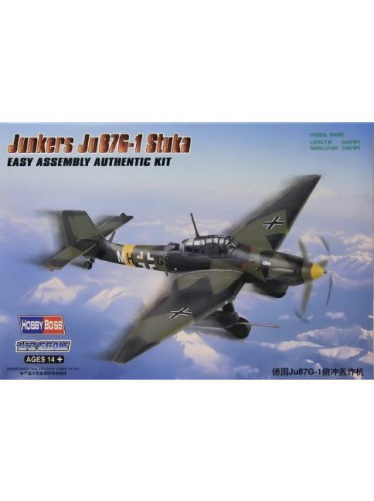 Hobbyboss - Junkers Ju-87G-1 Stutka