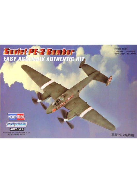 Hobbyboss - Soviet Pe-2 Bomber