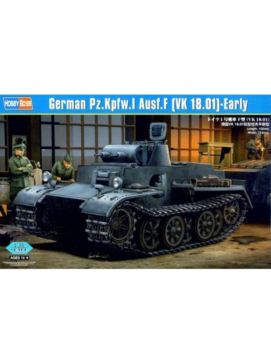 Hobbyboss - German Pfzkpfw.Iausf.F(Vk1801)-Early