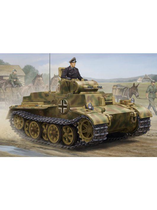 Hobbyboss - German Pzkpfw.I Ausf.F (Vk1801)-Late
