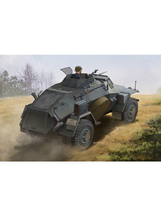 Hobbyboss - German Sd.Kfz.221 Leichter Panzerspahwag