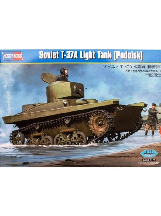 Hobbyboss - Soviet T-37A Light Tank (Podolsk)
