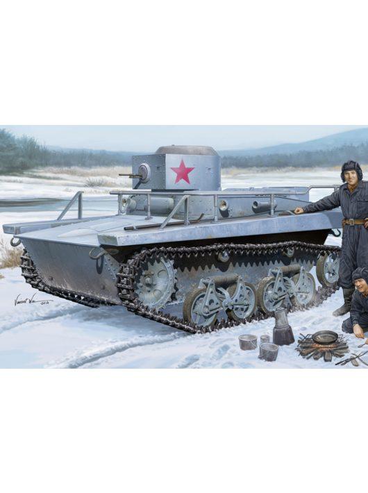 Hobbyboss - Soviet T-37Tu Command Tank