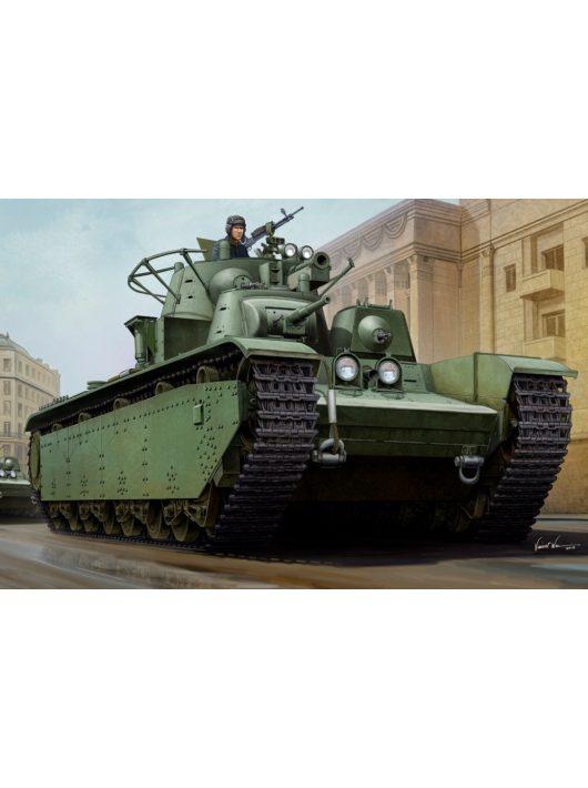 Hobbyboss - Soviet T-35 Heavy Tank 1938/1939