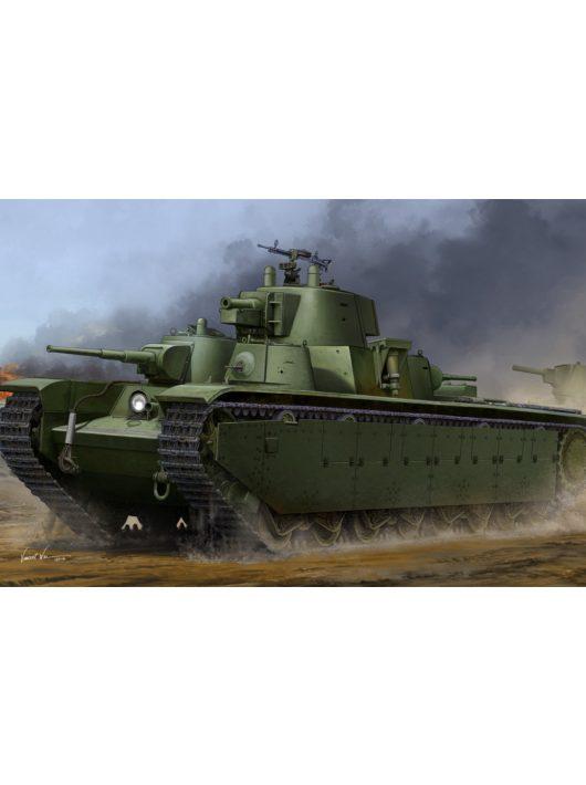 Hobbyboss - Soviet T-35 Heavy Tank-Late
