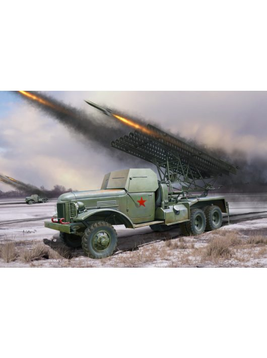 Hobbyboss - Russian Bm-13