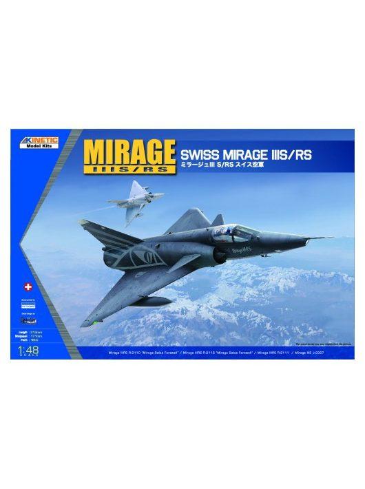 Kinetic - Mirage IIIS/RS