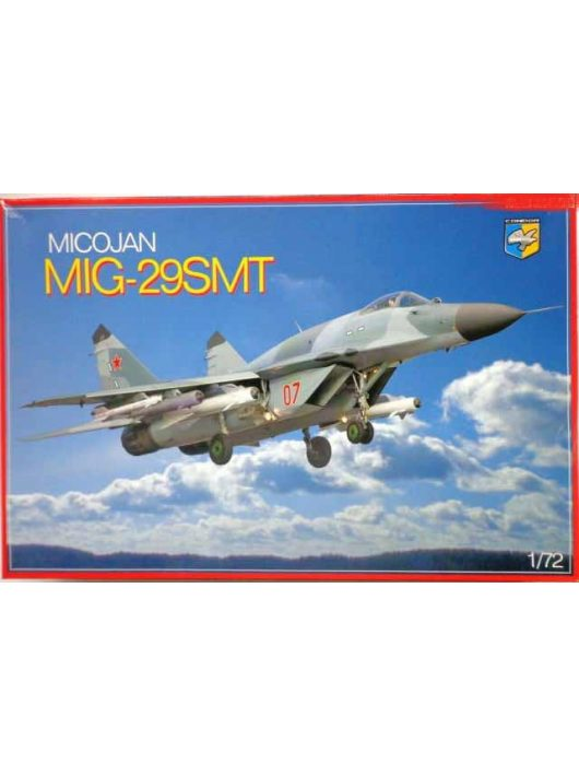 Kondor - MiG-29 SMT Soviet multipurpose fighter