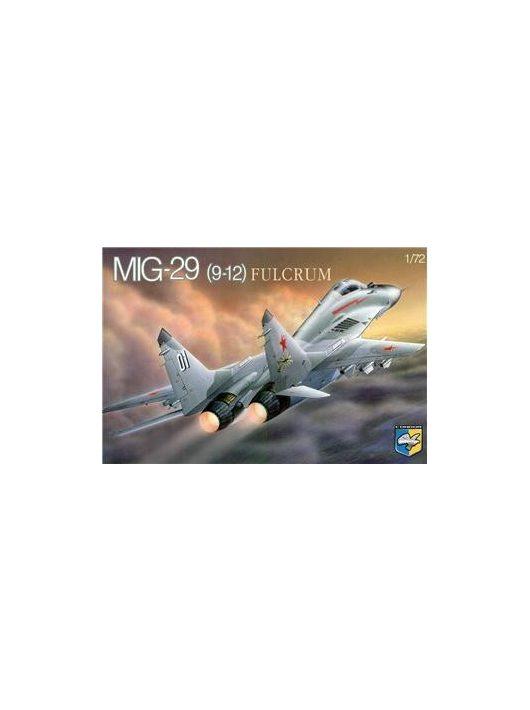 Kondor - MiG-29 (9-12) Soviet prototype fighter