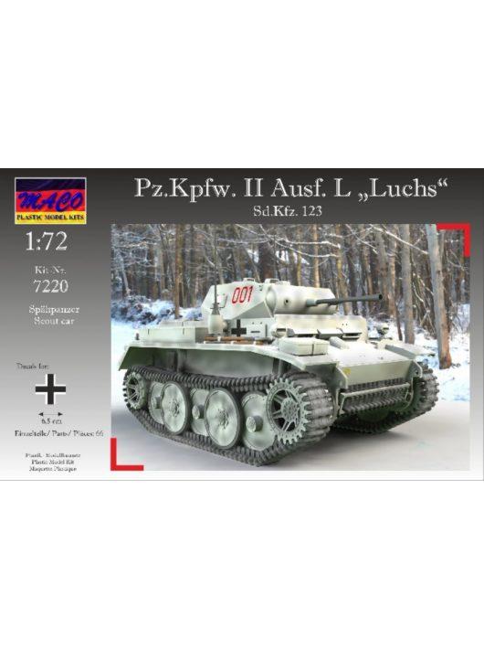 "MACO - Pz.Kpfw. II Ausf. L ""Luchs"""