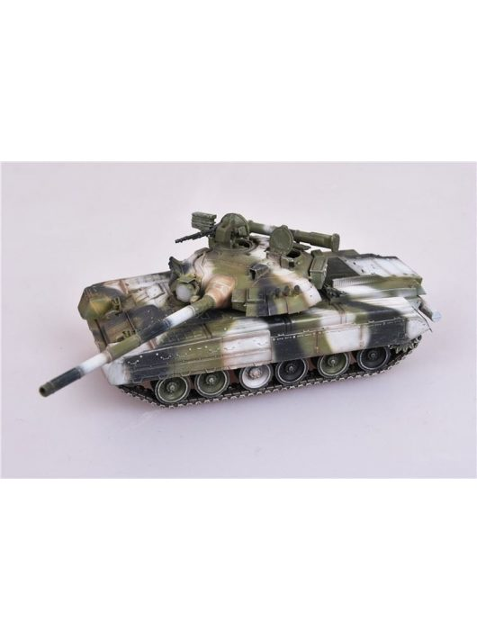 Modelcollect - Russia Army T-80UD Main Battle Tank of Leningrad Military Distric