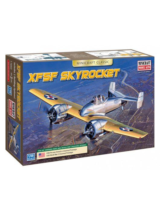 Minicraft - XF-5 Skyrocket USN