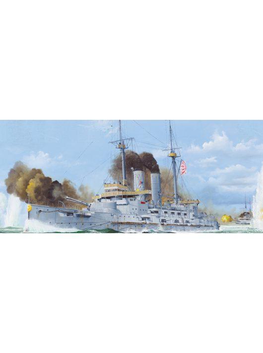 Merit - Japanese Battleship Mikasa 1905