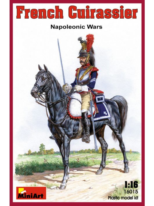 MiniArt - French Cuirassier. Napoleonic Wars.