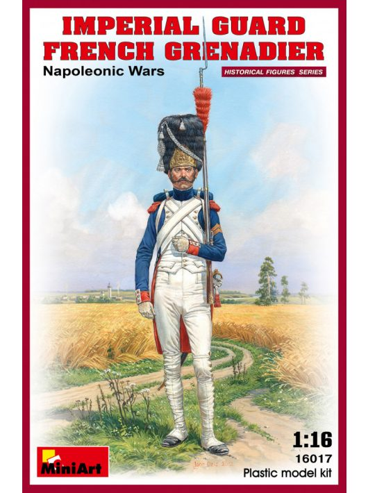 MiniArt - Imperial Guard French Grenadier. Napoleonic Wars.