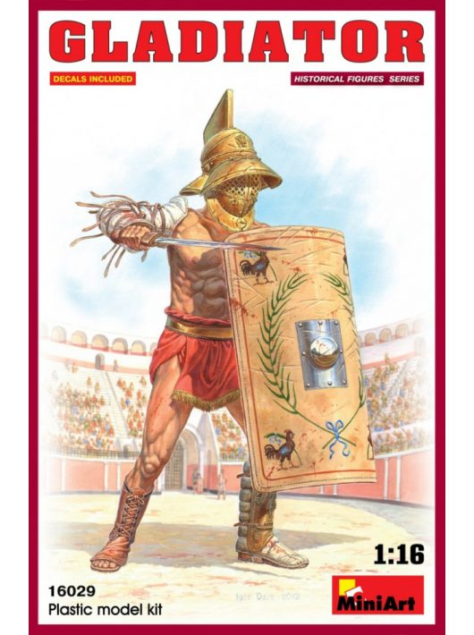 MiniArt - Gladiator