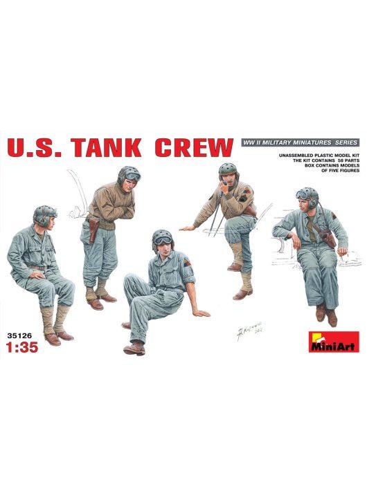 MiniArt - U.S. Tank Crew