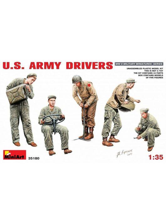 MiniArt - U.S. Army Drivers