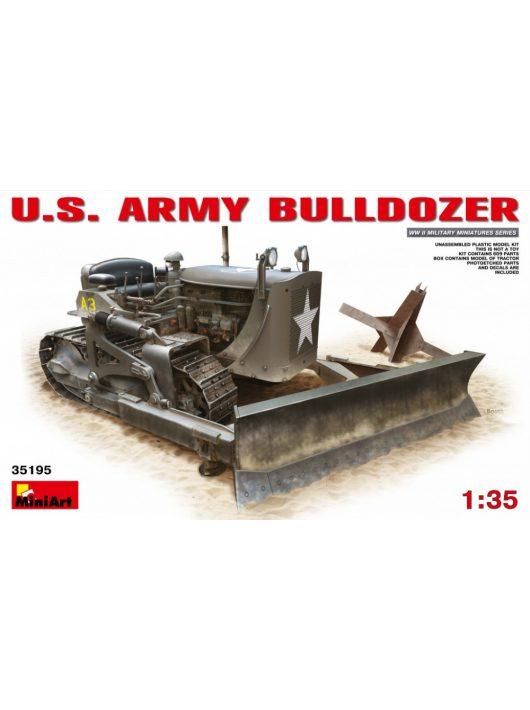 MiniArt - U.S. Army Bulldozer