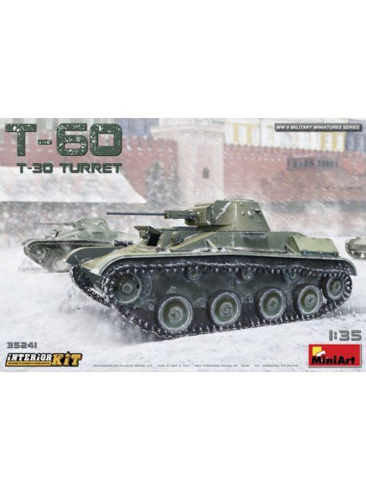Miniart - T-60 (T-30 Turret) Interior Kit