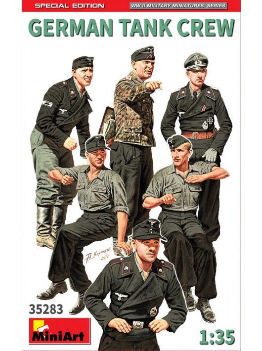 Miniart - German Tank Crew. Special Edition