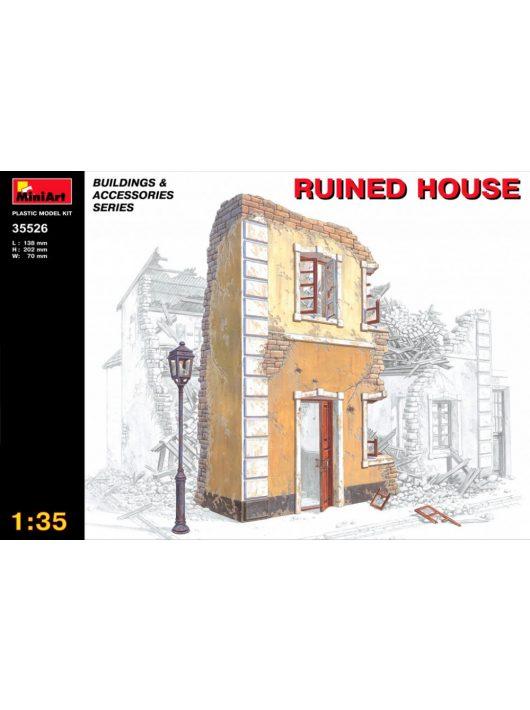 MiniArt - Ruined House