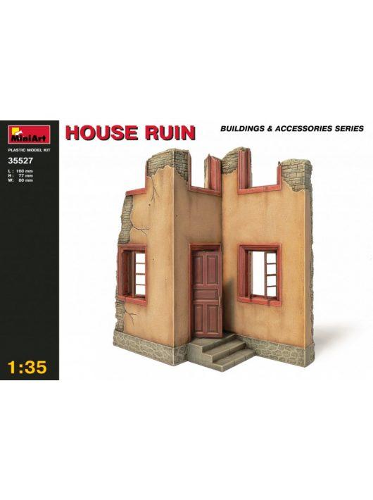 MiniArt - House Ruin