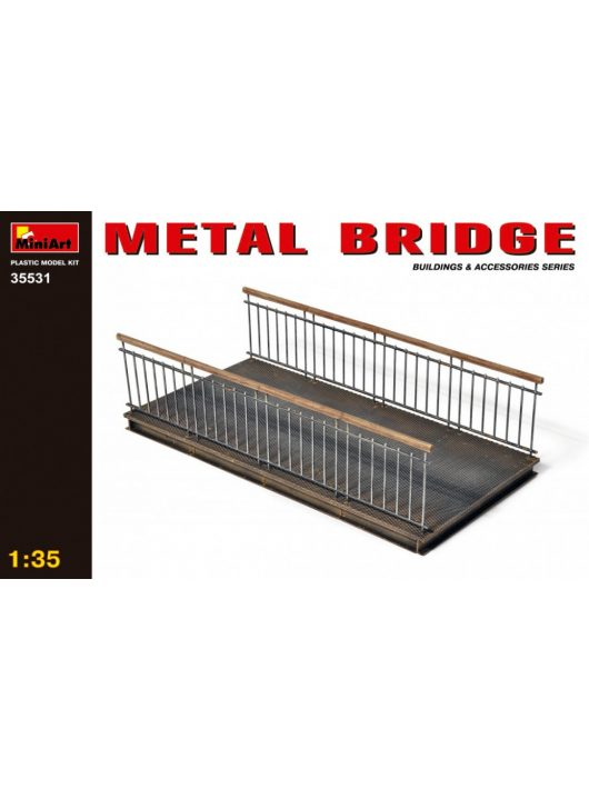MiniArt - Metal Bridge