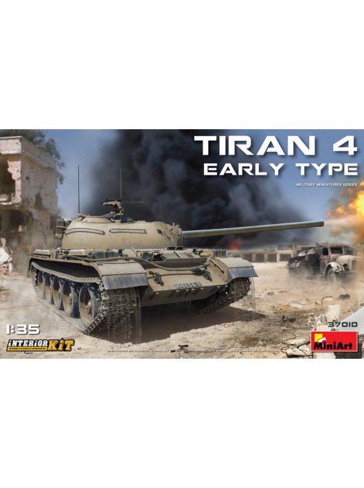Miniart - Tiran 4 Early Type. Interior Kit