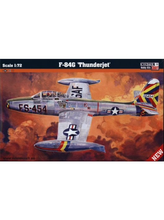 Mistercraft - F-84G Thunderjet