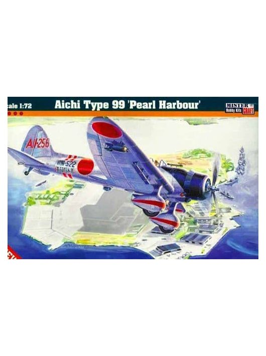Mistercraft - Aichi Type 99 Pearl Harbour